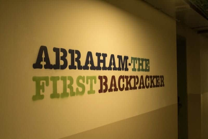Review: Staying with Abraham Hostel Tel Aviv