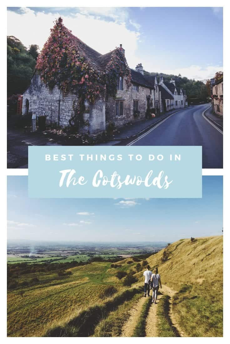 Best Things to do in the Cotswolds (Walks, History and Accommodation)
