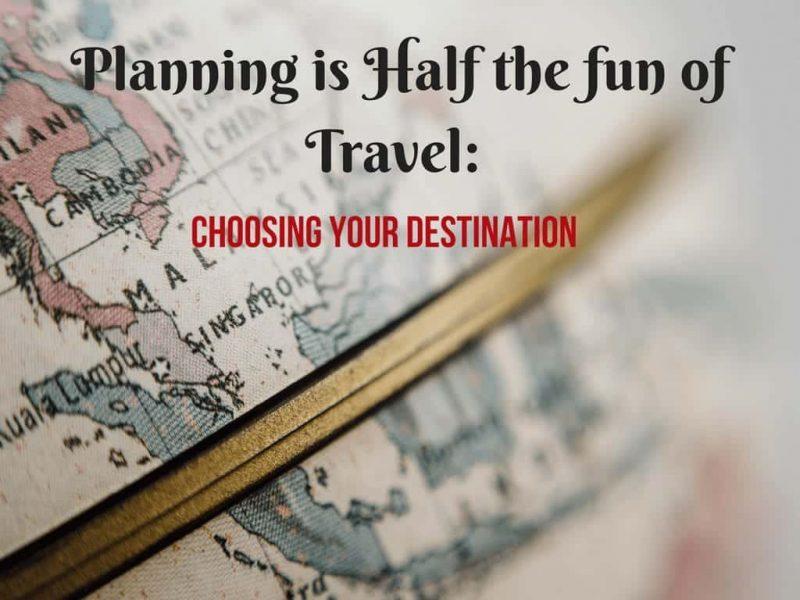 Planning Your Travel Destination
