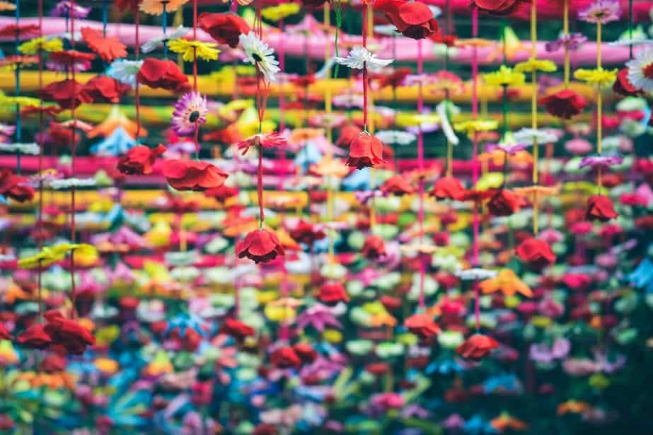 6 Colourful Destinations Around the World You Need Visit Immediately