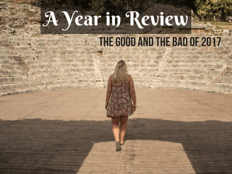 A Year in Review: The Good and the Bad of 2017