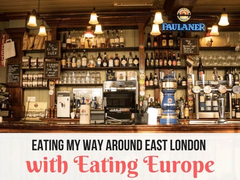 London Food Tour With Eating Europe