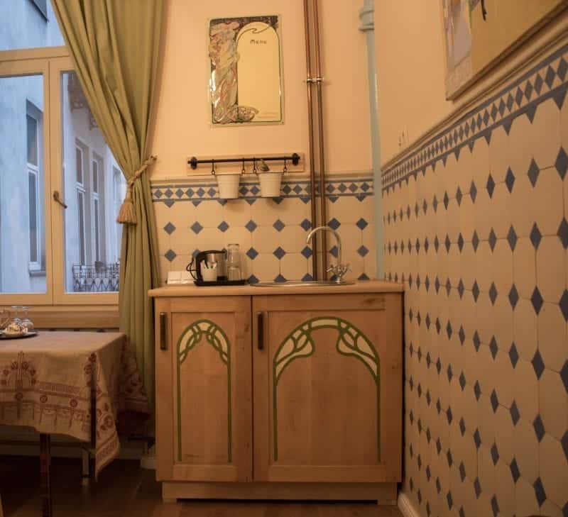 Chopin B&B: Boutique Accommodation in Warsaw