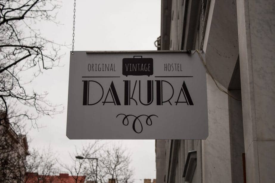 Dakura Hostel: Vintage Accommodation in Prague