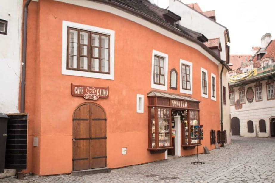 Fairytale Accommodation in the Fairytale Town of Český Krumlov