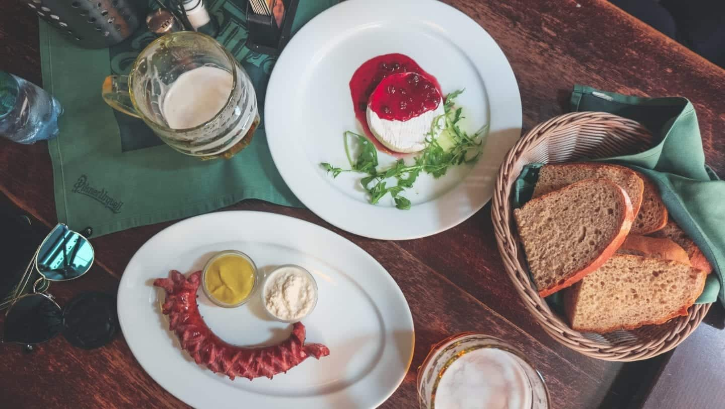 Prague Food: 5 Reasons to do a Food Tour of Prague