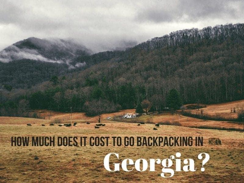 Backpacking georgia