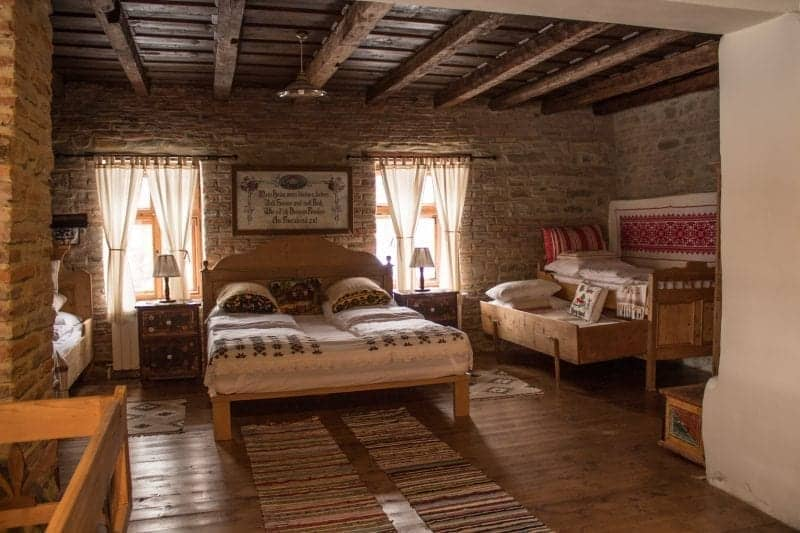 Fronius Residence: Luxury Accommodation in Sighișoara
