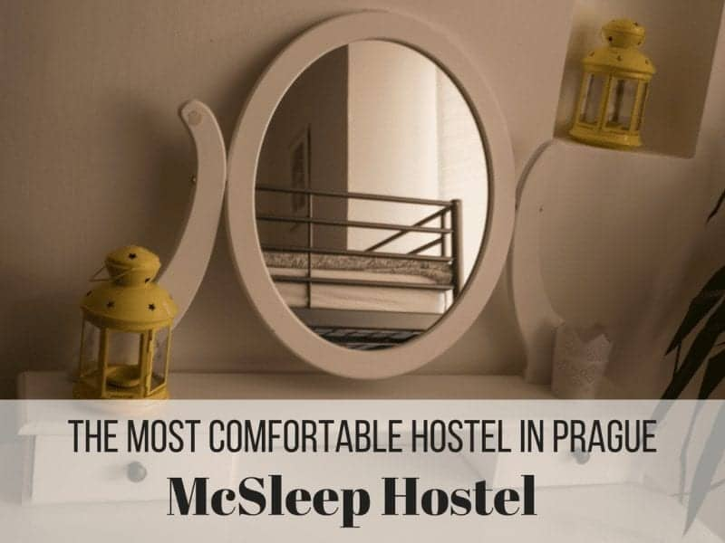 The Most Comfortable Hostel in Prague: Mcsleep Hostel