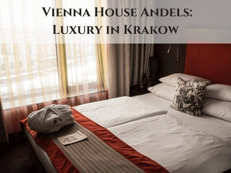 Vienna House Andels: Luxury in Krakow