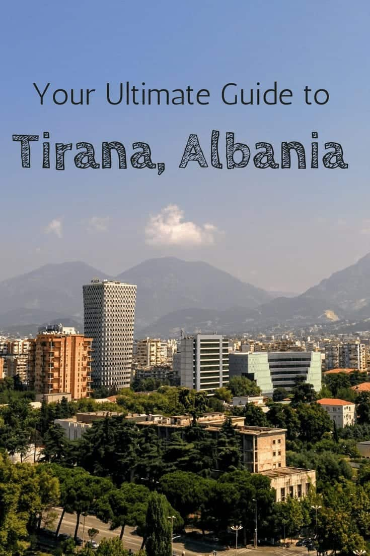 19 Things to do in Tirana [Albania] + Food, Hotels & More!