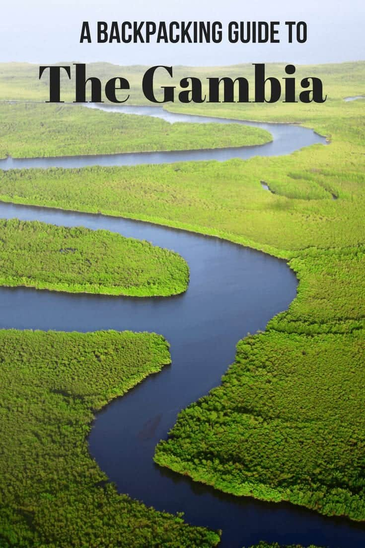 A Backpacking Guide to The Gambia.