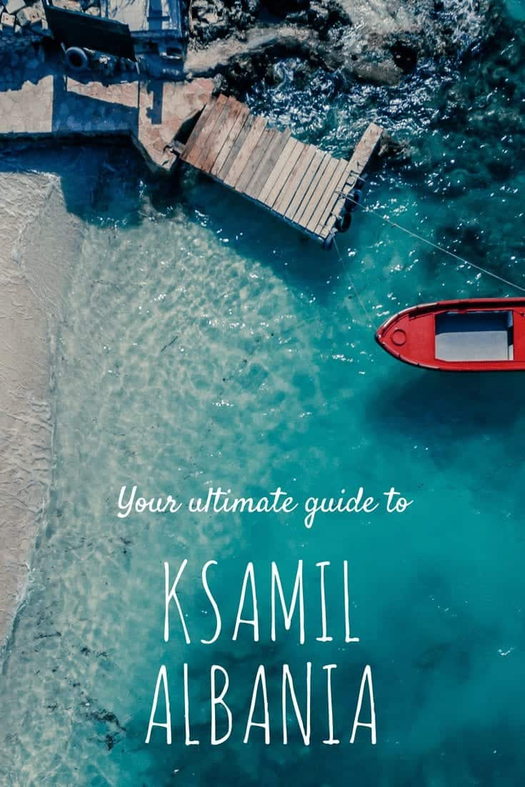 Your ultimate guide to Ksamil, Albania