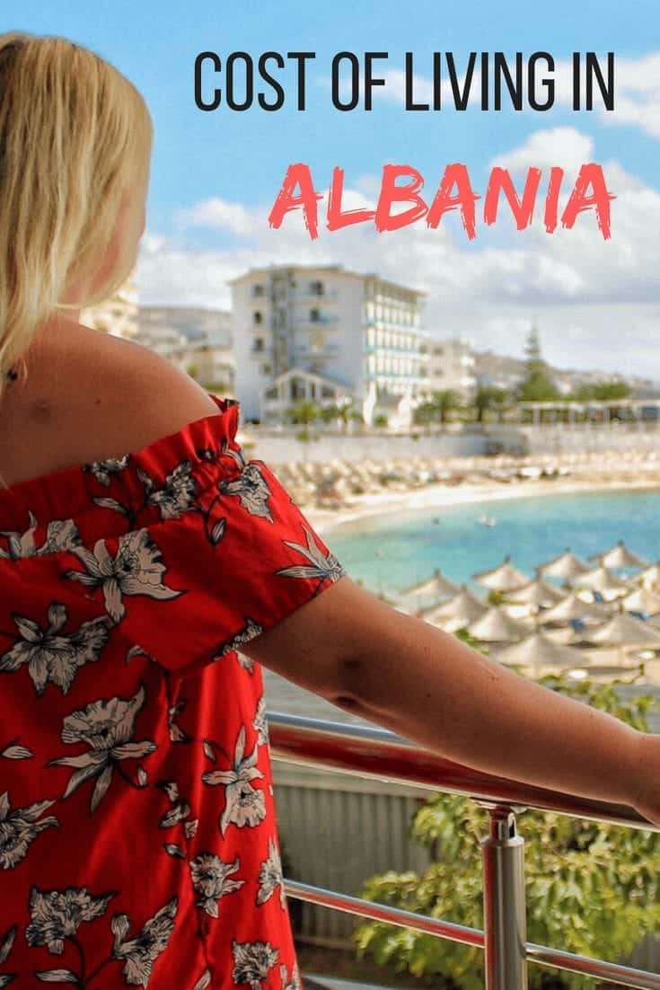 Cost of Living in Albania as a Tourist