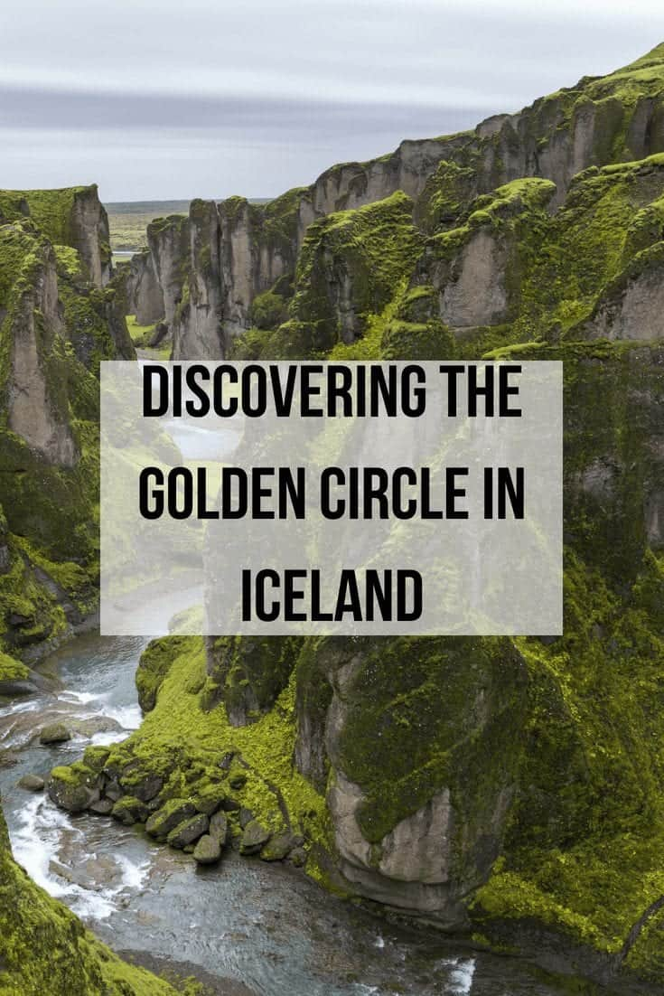 Discovering the Golden Circle in Iceland