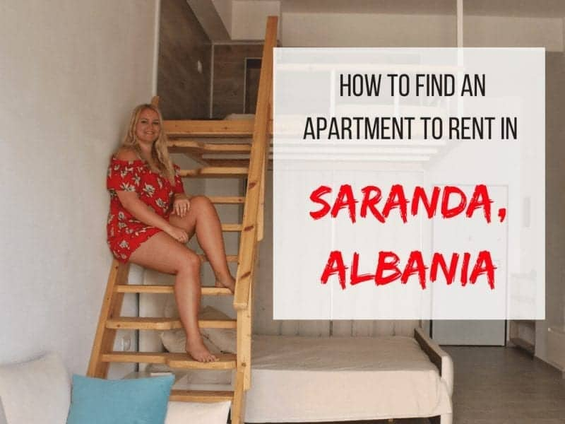 How to Find an Apartment to Rent in Saranda, Albania