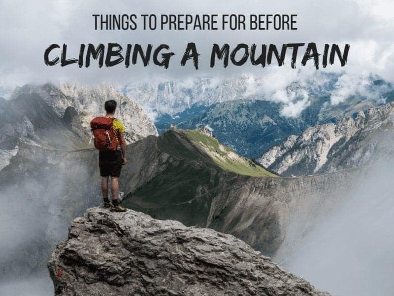 Mountain Climbing for Beginners: 5 Steps to Prepare