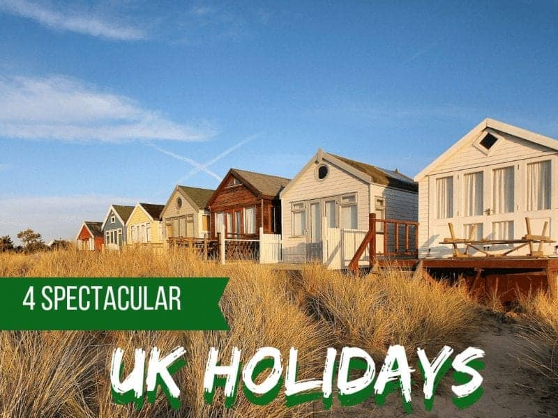 4 Spectacular UK Holidays That Won't Cost the Earth
