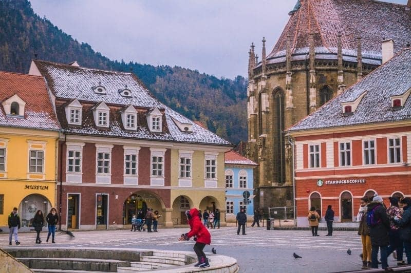 10 Things to Do in Brasov, Romania