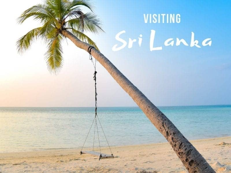 Visiting Sri Lanka: Transport, Must-Do's & Visa