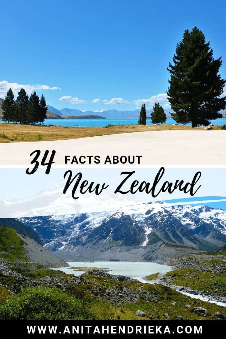 34 Fascinating Facts About New Zealand You Didn't Know!