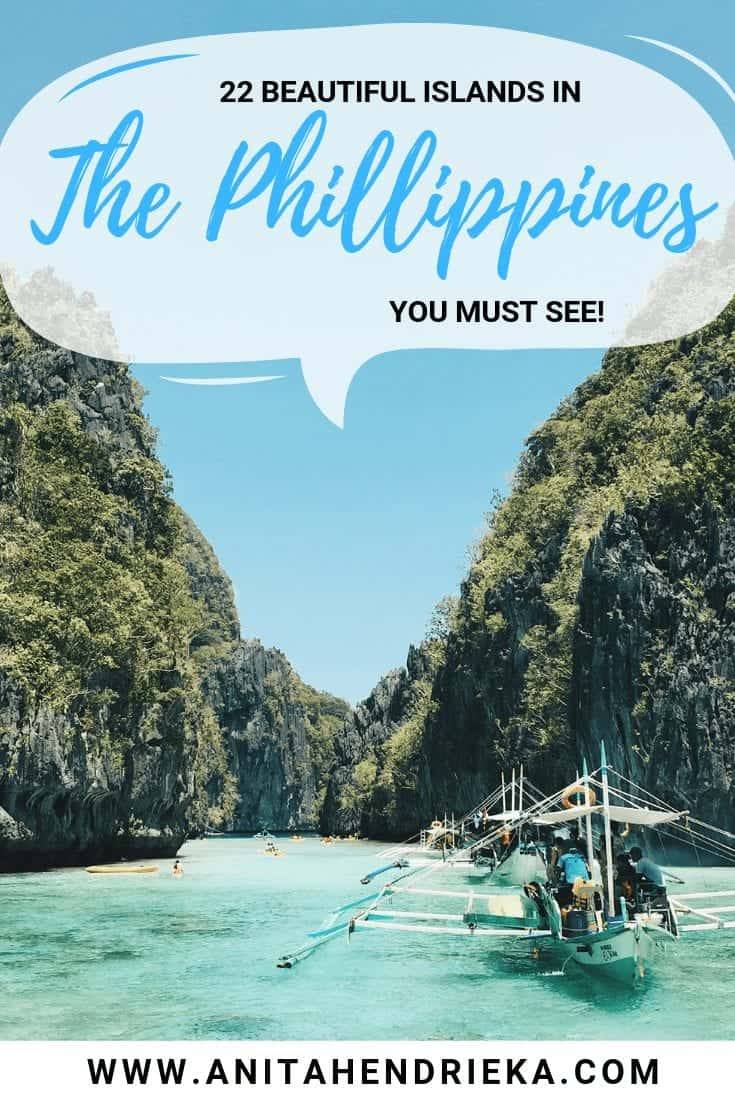 22 Beautiful Islands in the Philippines You Must See!