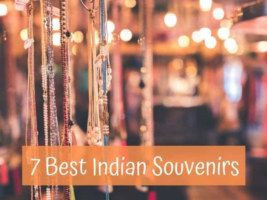 7 of the Best Indian Souvenirs to Buy in India