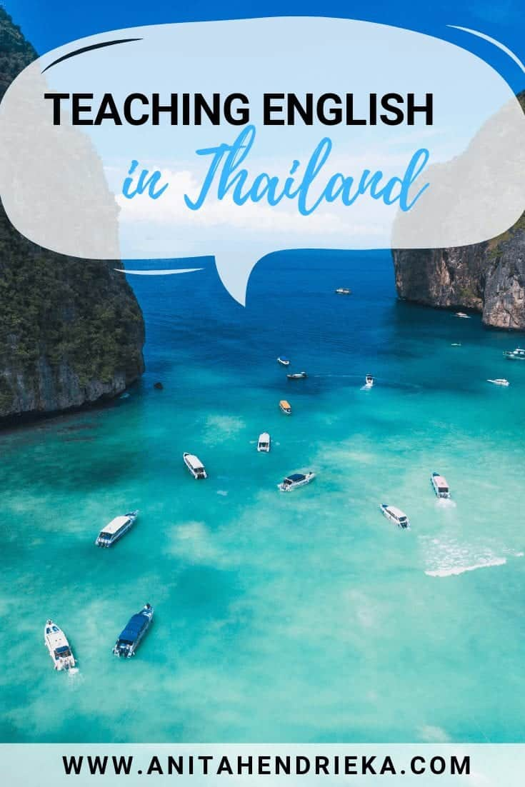Teaching English in Thailand - A Full Guide