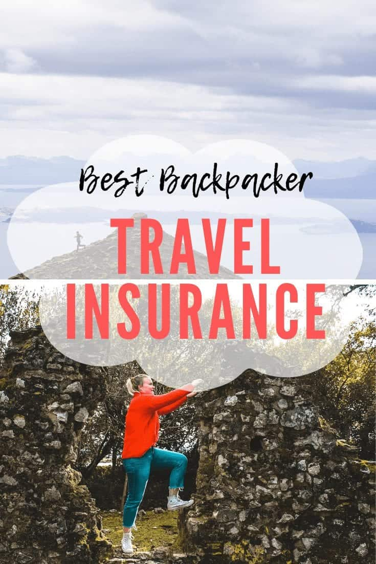 Best Backpacker Travel Insurance: World Nomads Insurance