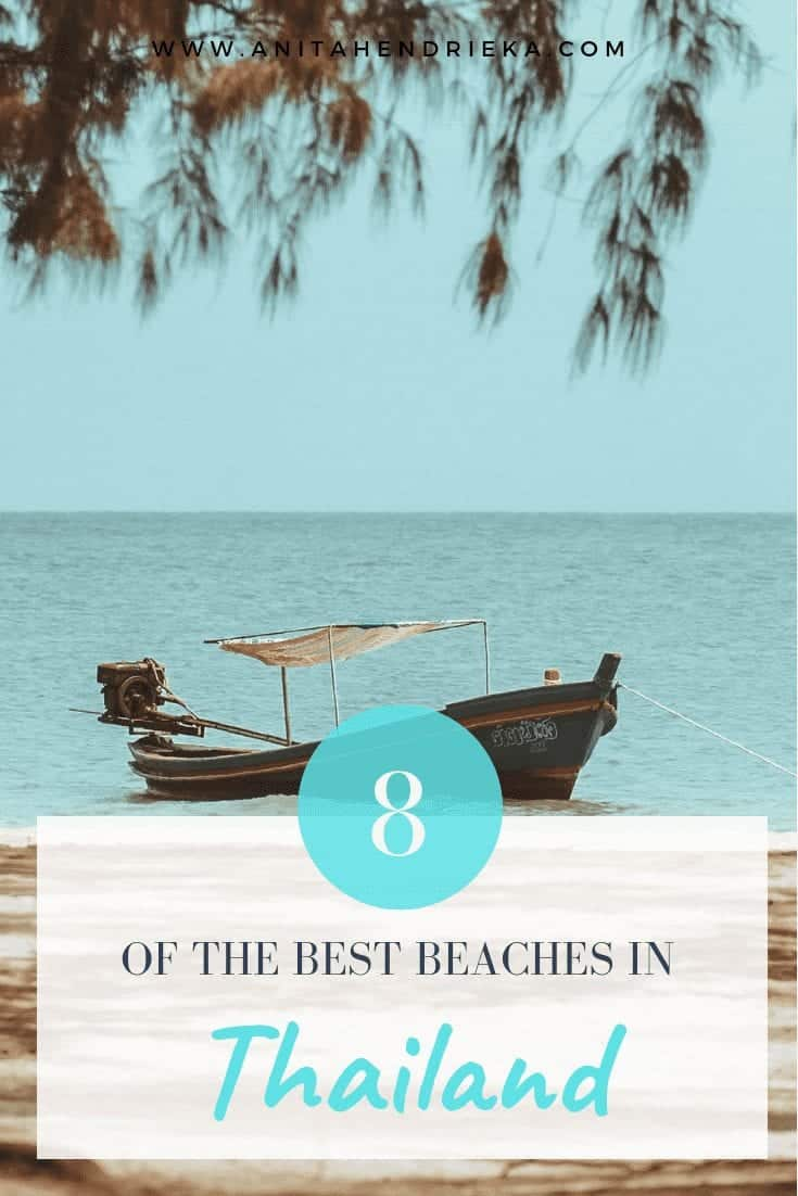 8 of the Best beaches in Thailand