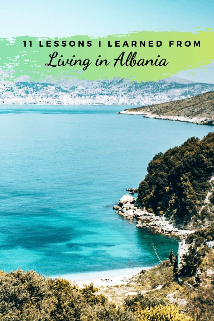 10 lessons I learned from living in Albania